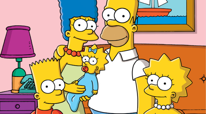 Simpsons-Family-in-Living-Room